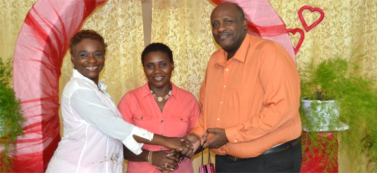 Mount Zion's Missions Inc Barbados Foursquare Church Couples Dinner 2017