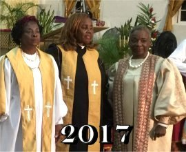Mount Zion's Missions archive 2017