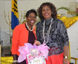 Happy Birthday Apostle Dr Lucille Baird
