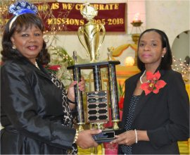 Mount Zion's Missions Champion of Champions