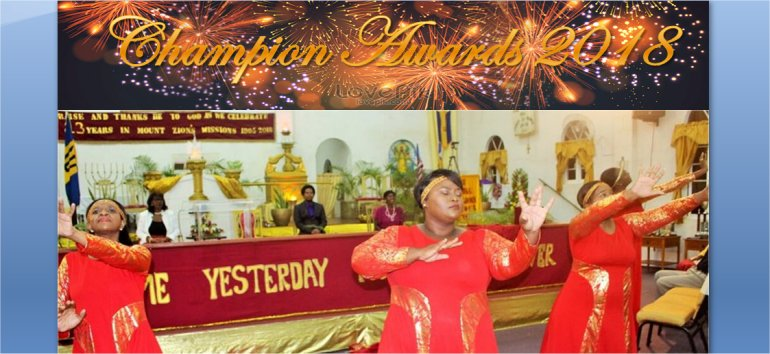 Mount Zion's Missions Inc Barbados Foursquare Church December 31st Old Years night service