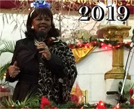 Mount Zion's Missions events 2019