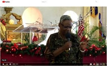 Rev Gail Price brings a prophetic word