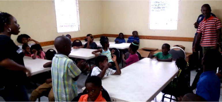 Deacons Farm Ministry an arm of Mount Zion's Mission in Gall Hill Christ Church Barbados
