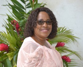 Mount Zion's Missions honours Dr Angela Smith