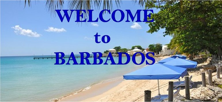 Welcome to Barbados from Mount Zion's Missions Inc Barbados Foursquare Church hosting Foursquare Regional Training