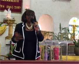 Mount Zion's Missions Inc Barbados Foursquare Church March 31st 2019 message
