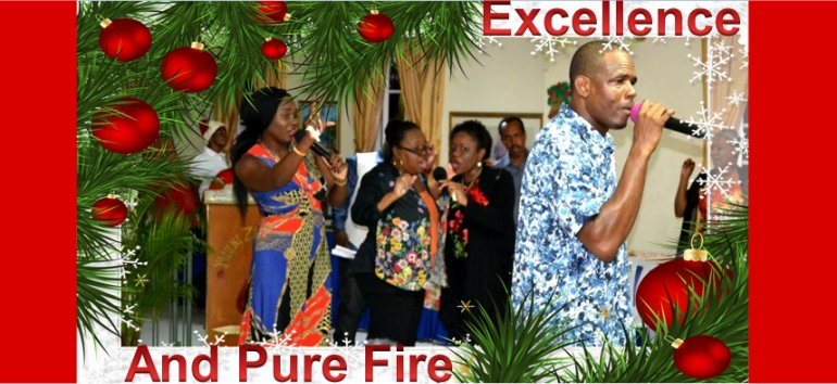 Mount Zion's Missions Inc Barbados Foursquare Church December 23rd Birthday celebrations and Christmas Tributes