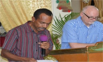 Mount Zion's Mission International Inc founded by Apostle Lucille Baird launches the Mount Zion Training Institute