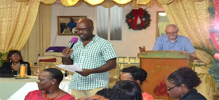 Mount Zion's Missions Inc Barbados Foursquare Church founded by Apostle Lucille Baird launches the Mount Zion Training Institute