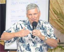 Rev Stone main speaker at MZM's Convention 2018