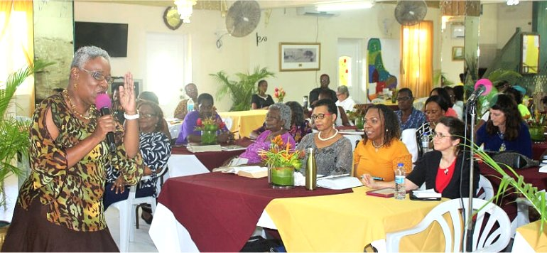 Mount Zion's Missions Inc Barbados Foursquare Church Annual Convention 2018