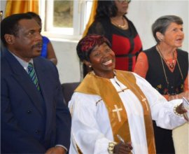 Mount Zion's Missions honours the Governor General