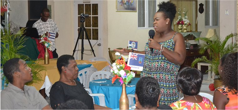 Mount Zion's Missions Inc Barbados Foursquare Church Womens month  2019