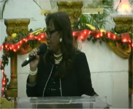 Mount Zion's Missions Inc Barbados Foursquare Church Sermon messages December 31st 2020