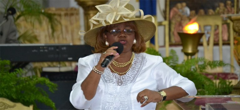 Mount Zion's Missions Inc Barbados Foursquare Church founded by Apostle Lucille Baird