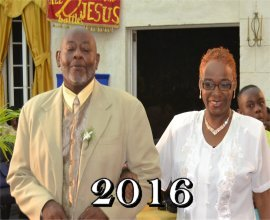 Mount Zion's Missions archive 2016