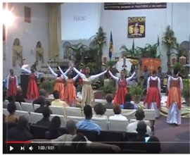 Mount Zion's Missions Worship YouTube video